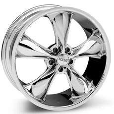 Chrome Foose Legend Wheels (05-09)