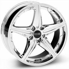 Chrome Foose Speed Wheels (10-14)