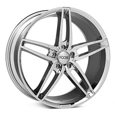 Chrome Foose Stallion Wheels (2010-2014)