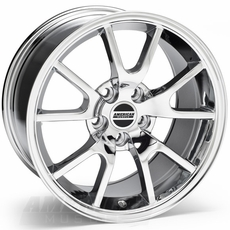 Chrome FR500 Style Wheels (10-14)