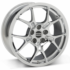 Chrome GT4 Wheel (94-98)
