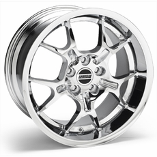 Chrome GT4 Wheels (05-09)