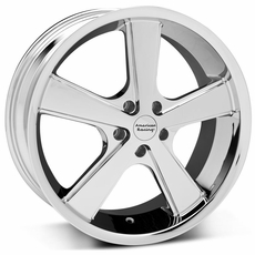Chrome Nova Wheels (10-14)