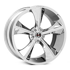 Chrome Shelby CS70 Wheels (2010-2014)