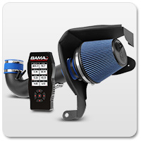 Cold Air Intake and Handheld Tuner Combo Kits