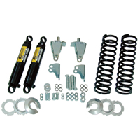 Competition Engineering Rear Coil Over Kit (79-04 All; Excludes 99-04 Cobra)