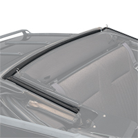 Convertible Top Header Weatherstrip (85-93 All)