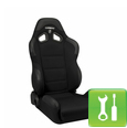 Corbeau Mustang Seats & Seat Brackets - Installation Instructions