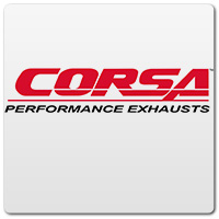Corsa Performance Mustang Exhaust Parts