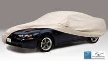 Covercraft Deluxe Custom-Fit Car Cover - Pony Logo (10-14 GT, V6; 10-12 GT500)