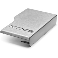 Dead Pedal Cover - GT/CS Logo (05-14 All)