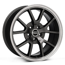 Anthracite FR500 Style Wheels (2010-2014)