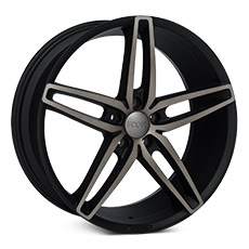 Double Dark Foose Stallion Wheels (2010-2014)