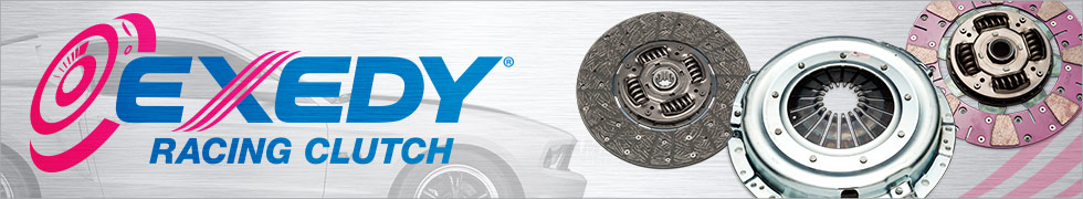 Exedy Clutches and Flywheels