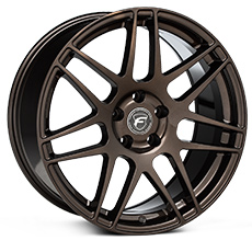 Bronze Burst Forgestar F14 Wheels (2010-2014)