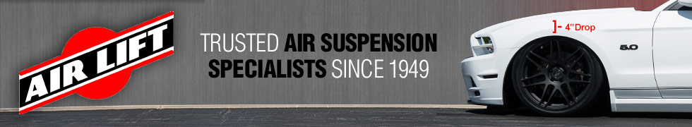 Airlift Suspension Parts