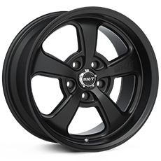 Flat Black Mickey Thompson SC-5 Wheels (1999-2004)