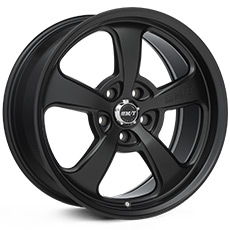 Flat Black Mickey Thompson SC-5 Wheels (2005-2009)