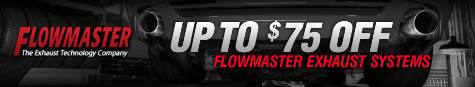 Flowmaster Mustang Exhaust Kits