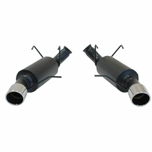 Flowmaster Pro Series Axle-Back Exhaust (11-12 GT, 11-12 GT500)