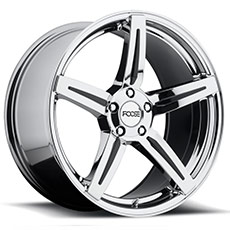 Foose Chrome Enforcer Wheels (2010-2014)