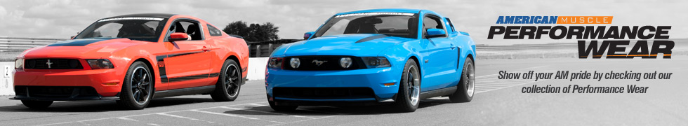 Ford Mustang Gifts & Apparel