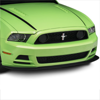 Ford Racing Boss 302 Front Splitter (13-14 GT, V6)