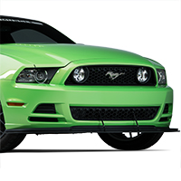 Ford Racing BOSS 302 Laguna Seca Front Splitter (13-14 GT, V6, Boss)