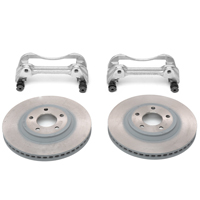 Ford Racing Front Rotor Upgrade Kit (05-10 V6)