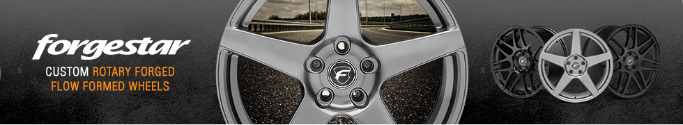 Forgestar Mustang Wheels