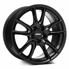 Gloss Black Track Pack Style Wheels (2010-2014)