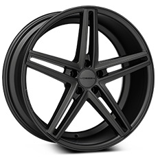 Matte Graphite Vossen CV5 Wheels (2010-2014)