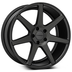 Matte Graphite Vossen CV7 Wheels (2005-2009)
