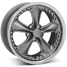 Gray Foose Nitrous Wheels (10-14)