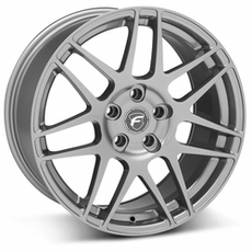 Gunmetal Forgestar F14 Wheels (05-09)