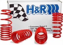 H&R Race Springs - Coupe (99-04 Cobra)