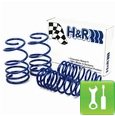 H&R Super Sport Springs ('83-'93 Convertible, '94-'95 Coupe) - Installation Instructions