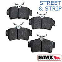 Hawk Performance HPS Brake Pads - Rear Pair (94-04 GT, V6)