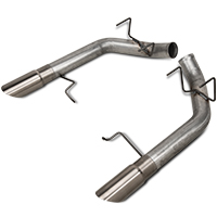 Heartthrob Muffler-Delete Axle-Back Exhaust (11-14 GT)