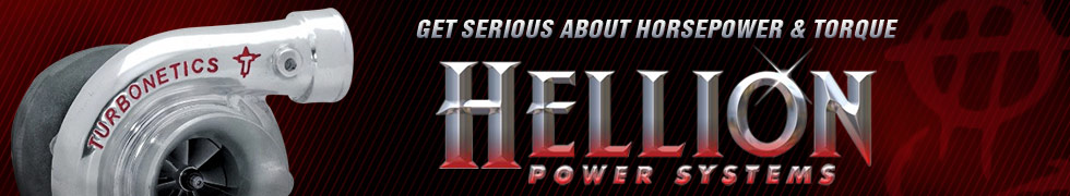 Hellion Power Systems Turbochargers