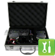 HID Dual Beam Headlight Conversion Kit for '05-'11 Mustang (H13 Bulb) - Installation Instructions