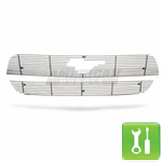 How to Install a Billet Grille for a 2010-2012 Mustang V6