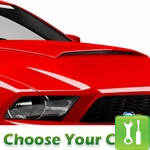 How to Install a Hood Scoop for a 2010-2012 Mustang