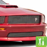 How to Install a Retro Billet Grille for a 2005-2009 Mustang GT
