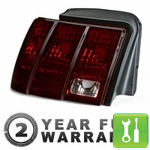 How to Install Smoked Tail Lights for 1999-2004 Mustang