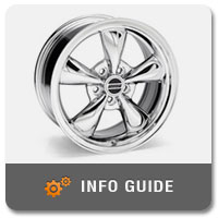 How to Maintain Aftermarket Mustang Wheels