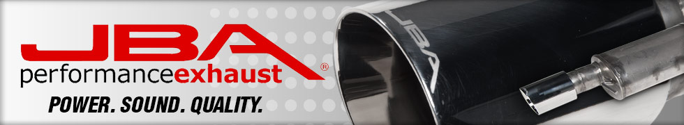 JBA Mustang Exhaust Kits