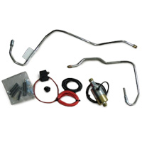 JPC Racing Line Lock Kit (10-14 GT; 10-14 GT500; 12-13 BOSS 302)