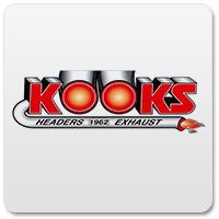 Kooks Mustang Exhaust Kits