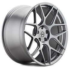 Liquid Silver HRE Flowform FF01 Wheels (2005-2009)
